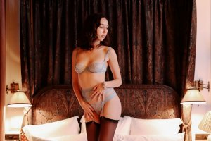 Nelie erotic massage in San Gabriel and escort