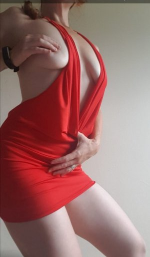 Vincenzina escort girl in Wayne Michigan & massage parlor