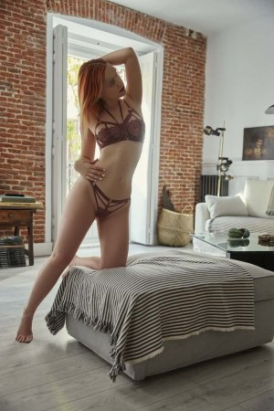 Erinn escort girl and nuru massage